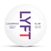 LYFT Liquorice Slim All White Portion