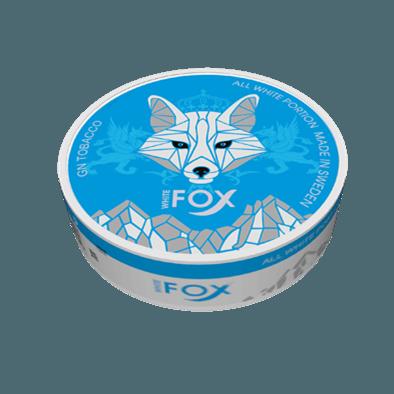 White fox portion