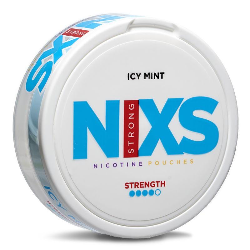 Nixs Icy Mint medium