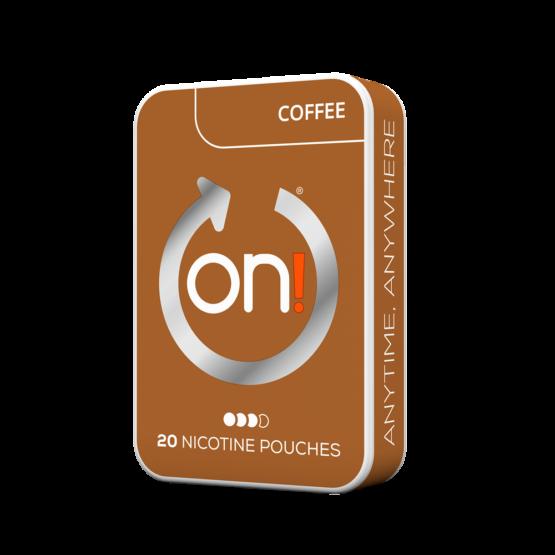 on! Coffee 6 mg