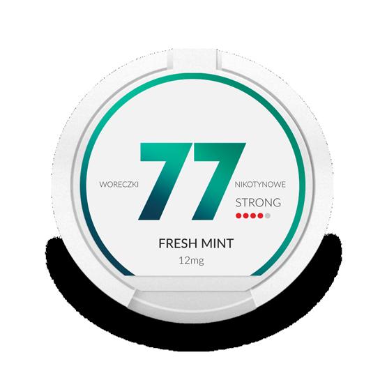 77 Fresh Mint 12 mg