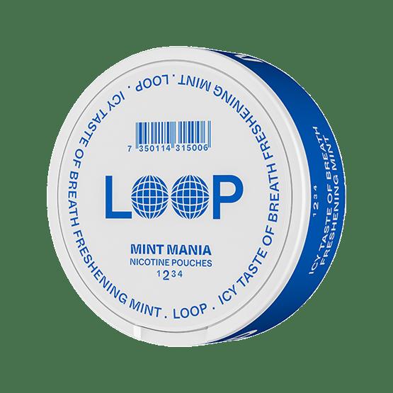 Loop Mint Mania Slim Portion