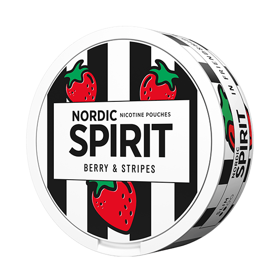 Nordic Spirit Berry & Stripes Limited Summer Edition