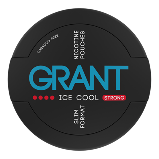 Grant Ice Cool Slim Portion
