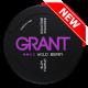 Grant Wild Berry Slim Portion