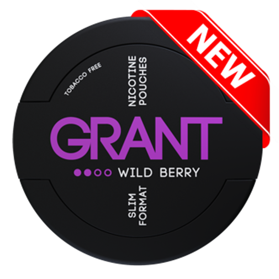 Grant Wild Berry Slim Portion