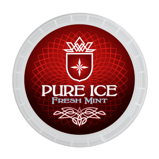 PURE ICE Strong All White Portion