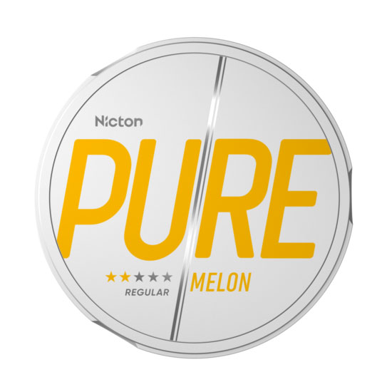 Pure By Nicton Melon Extra Strong