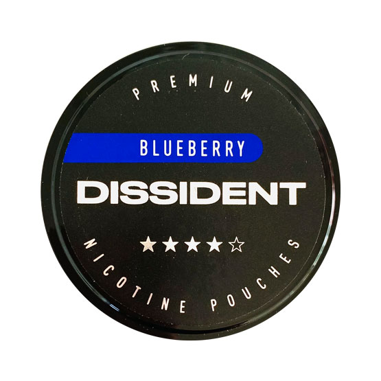 Dissident Blueberry