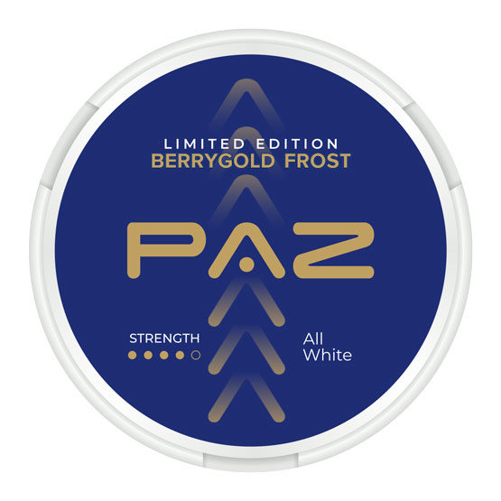 PAZ Berrygold Frost