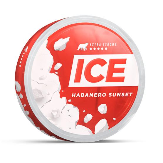 ICE Habanero Sunset Strong Portion