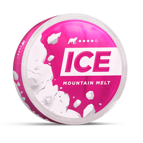 ICE Mountain Melt Strong Portion