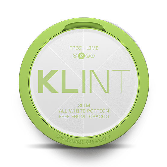 Klint Fresh Lime Slim Portion