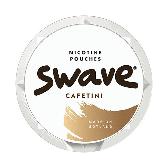 SWAVE Cafetini All White Portion Strong