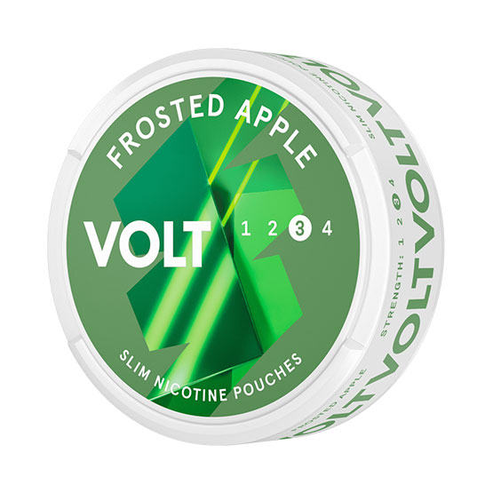 VOLT Frosted Apple Slim Strong Portion
