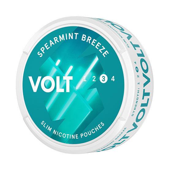 VOLT Spearmint Breeze Slim Strong Portion