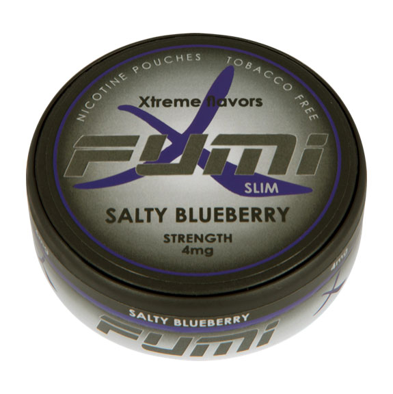 FUMI Salty Blueberry Extreme Portion