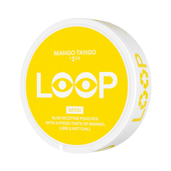 Loop Mango Tango Mini Portion