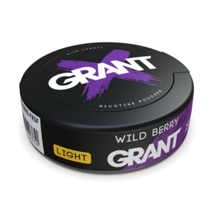 Grant Wild Berry Light