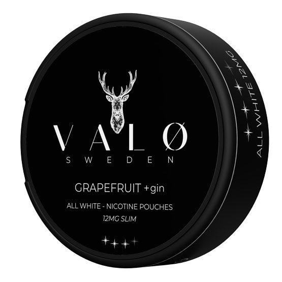 VALØ Grapefruit & Gin 12 mg